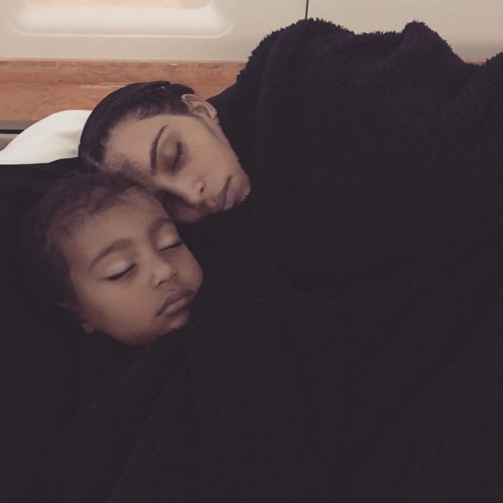 Kim Kardashian shares mother to Daughter moments Photo