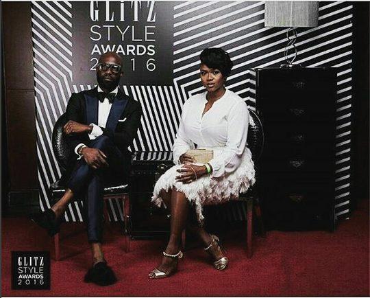 NigerianCelebritiessuchasWaje2CYvonneOkoro2CVanVicker26OthersSlayontheRedatGlitzAwards201628429