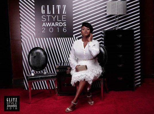NigerianCelebritiessuchasWaje2CYvonneOkoro2CVanVicker26OthersSlayontheRedatGlitzAwards201628529