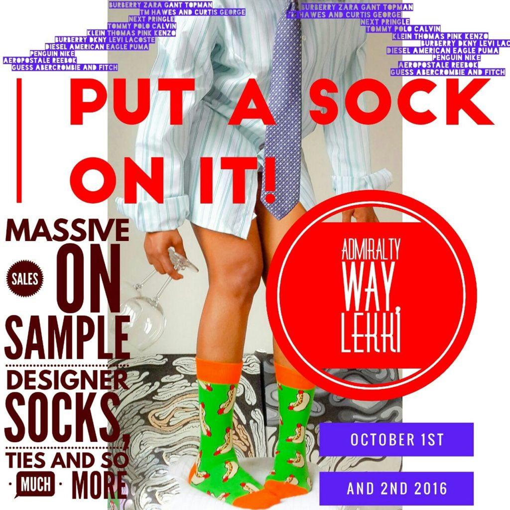 Put  A Sock On It