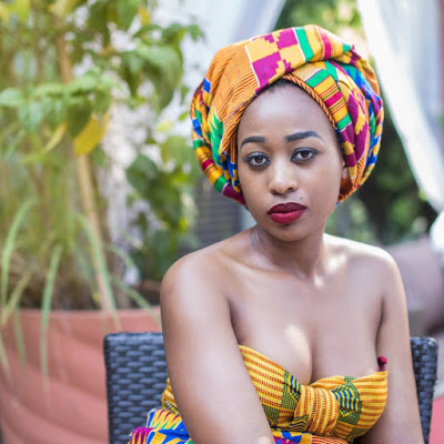 S.A model Mpho Khati super hot and sexy in new Untouched Photos