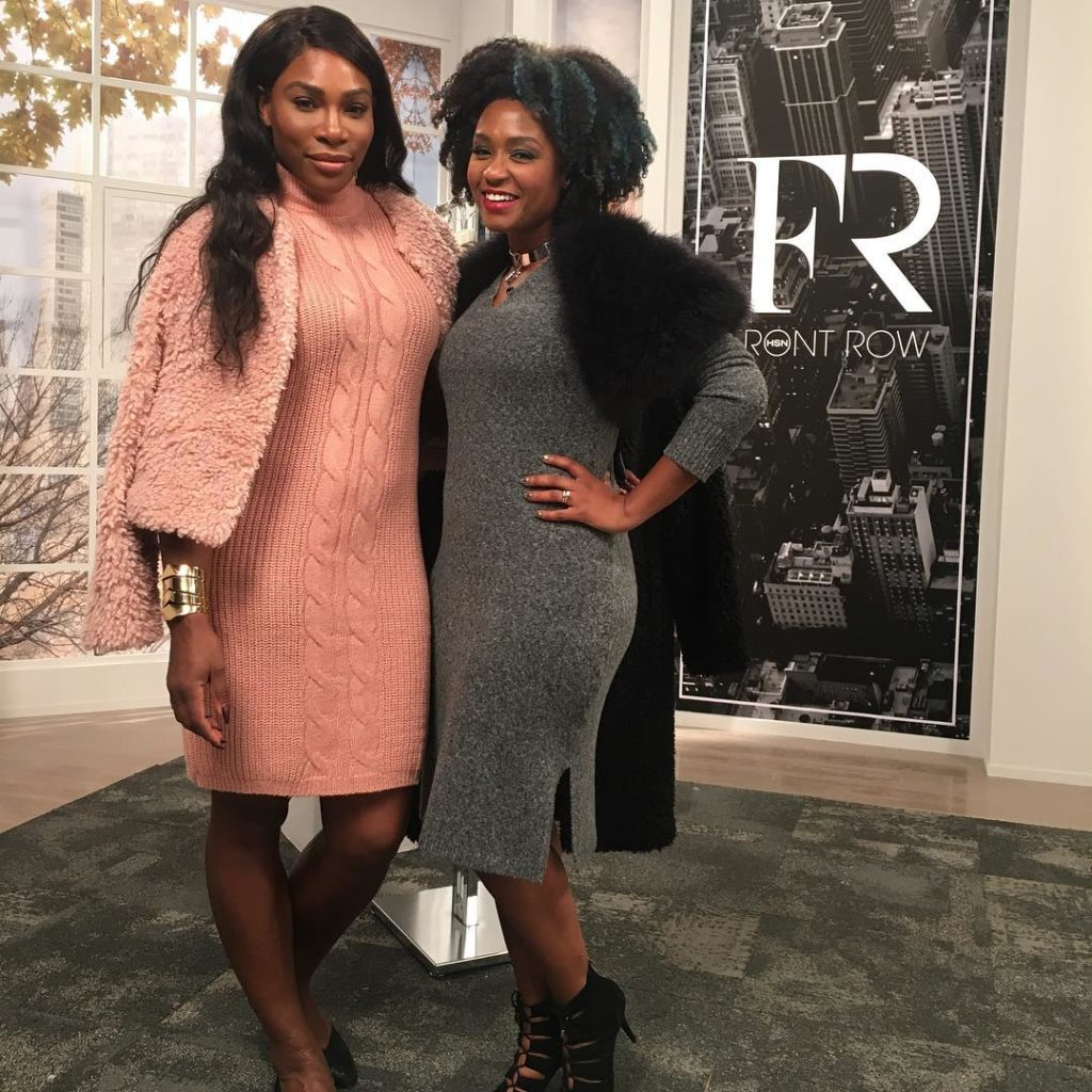 Serena Williams Talks about her Diamond Unleased SPring 2017 on HSN