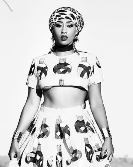 Victoria Kimani gets raunchy as she flashes her under boobs in New Photos