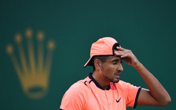 ATP SUSPENDS TENNIS BAD BOY NICK KYRGIOS FOR EIGHT WEEKS, FINES ADDITIONAL $25,000