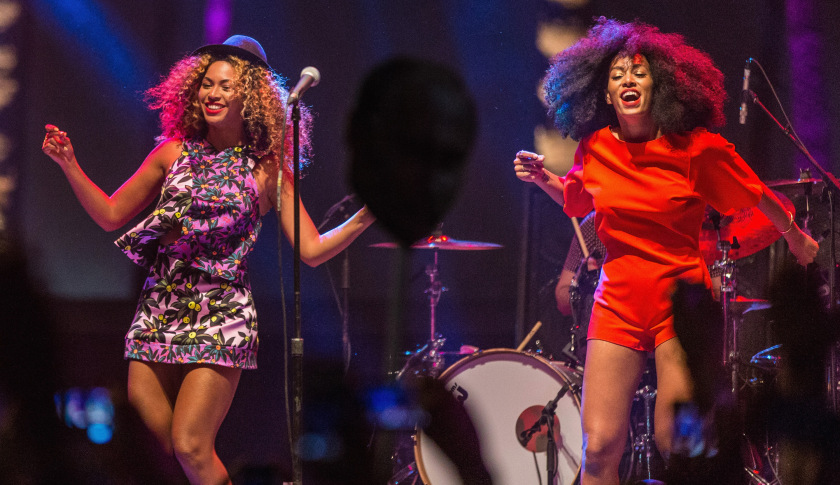 Beyoncé and Solange Knowles make music history as they became the Only Sisters to  both earn a No.1 album on the Billboard 200 as solo artists
