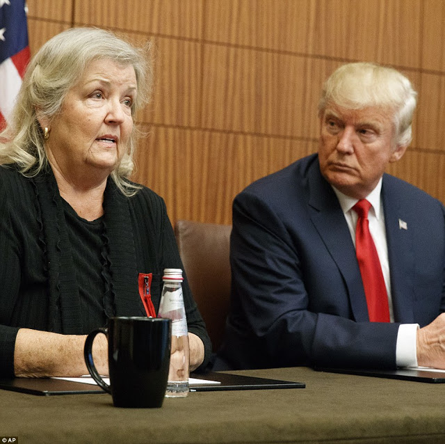 Donald Trump Hold Press Conference as he Brings on 4 of Bill Clinton 'sex victims' accusers to the debate