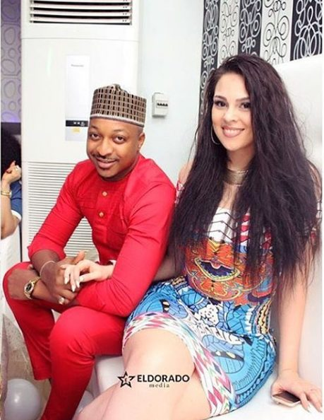 IK Ogbonna and wife Sonia lovely in new photo