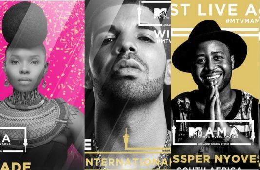 MTV Africa Music Awards 2016  Full list of winners