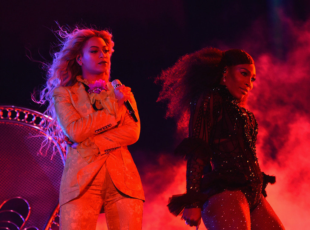 Serena Williams Twerked and Slayed at Beyonce's  Formation Tour