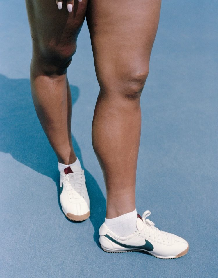 Serena Williams covers Fader Magazine October Issue