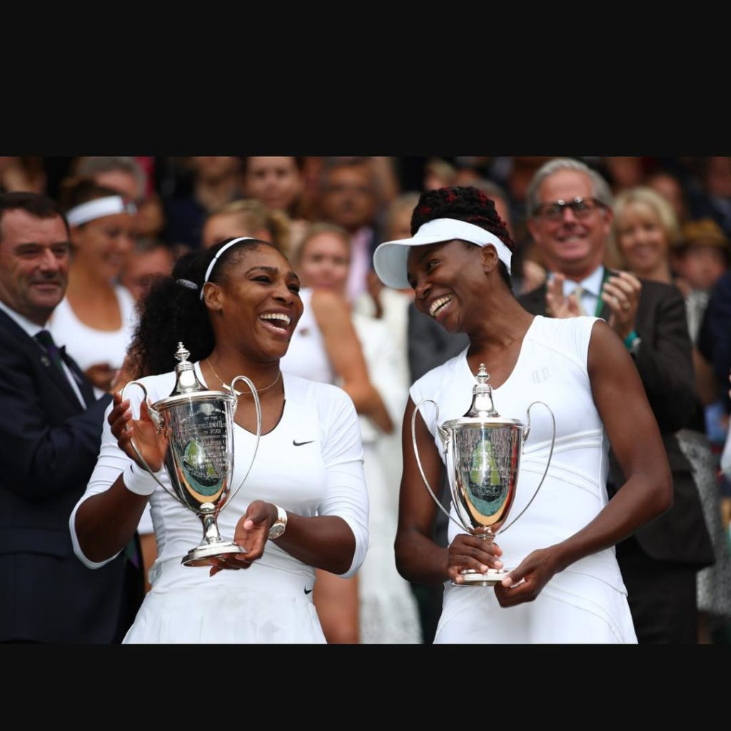 Serena Williams shares adorable Photo of her and Venus, says Miss you. Hurry back