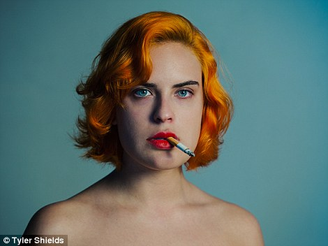 Tallulah Willis poses Nude for New Book Titled  Provocateur