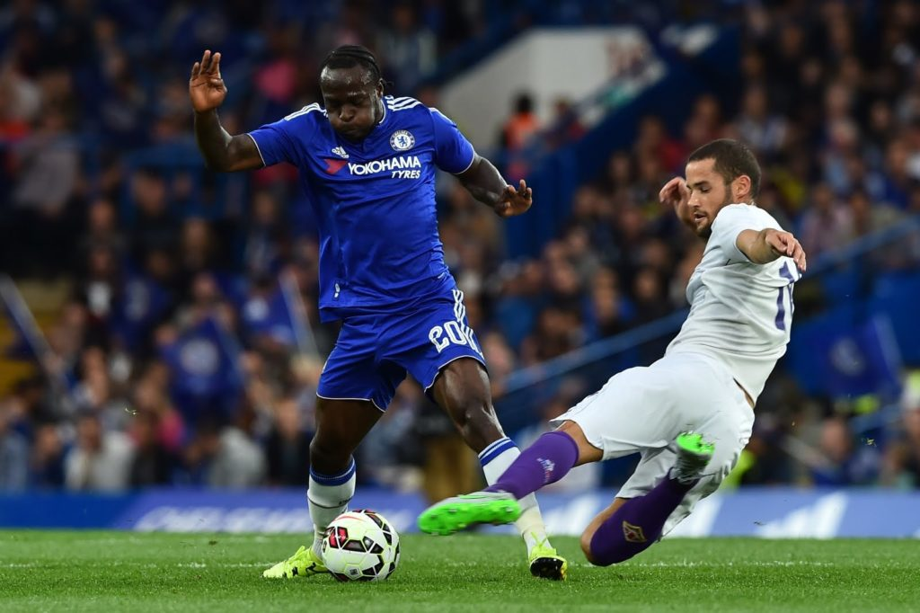 FC Barcelona Scouting Chelsea Forward Victor Moses as solution to their Right back Defense Problem