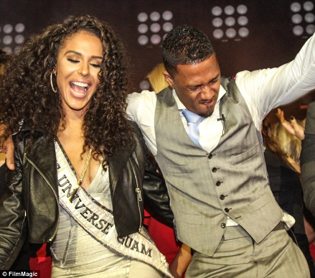 Nick Cannon confirms he's expecting a baby with his ex, former Miss Arizona USA Brittany Bell