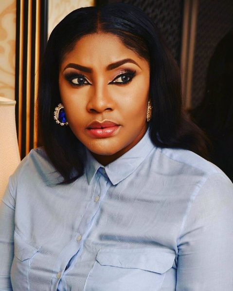 Nollywood actress Angela Okorie  stunning and sexy in New Photos