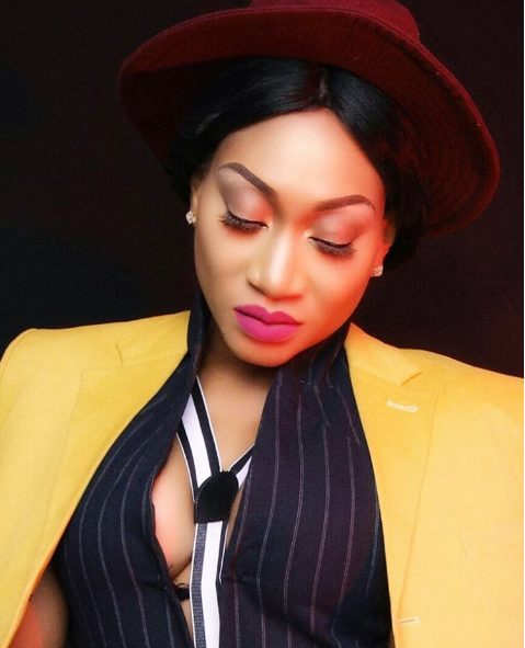 Oge Okoye Puts on display her Ample Assests in Stunning New Photo