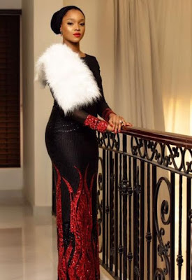 Anita Okoye Stuns in New Photos as she launches New Project, #TheCashewAppleProject
