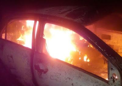 Nairobi Kenya as 40 Perish after tanker Speeding Tanker Rams into Vehicles and burst into flames