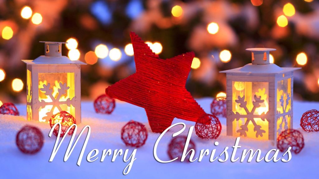 Merry Christmas and Happy New Year in Advance to you All