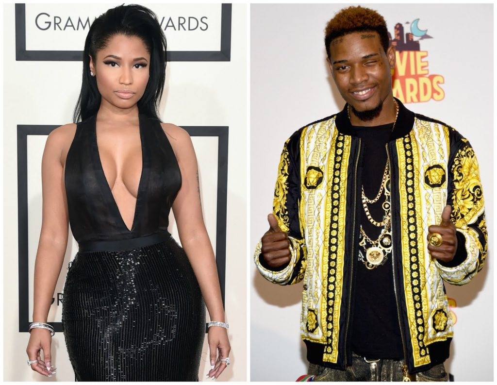 Nicki Minaj reportedly dating Fetty Wap Amid Meek Mill split Rumors
