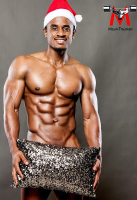 Nigeria's Hottest Fitness Trainer (Mean Trainer) Goes Raunchy in New Holiday Photos on Instagram