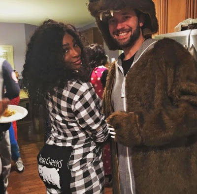 Serena Williams Said Yes  as she Gets Engaged to Billionaire Co-founder of Reddit, Alexis Ohanian