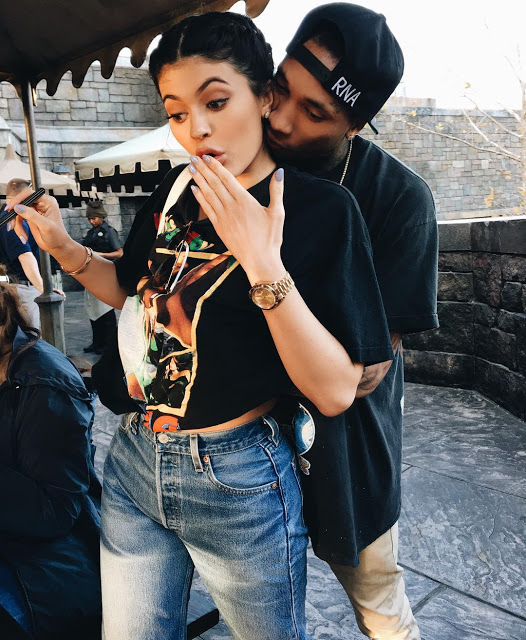 TMZ  debunks Kylie Jenner and Tyga alleged sex tape