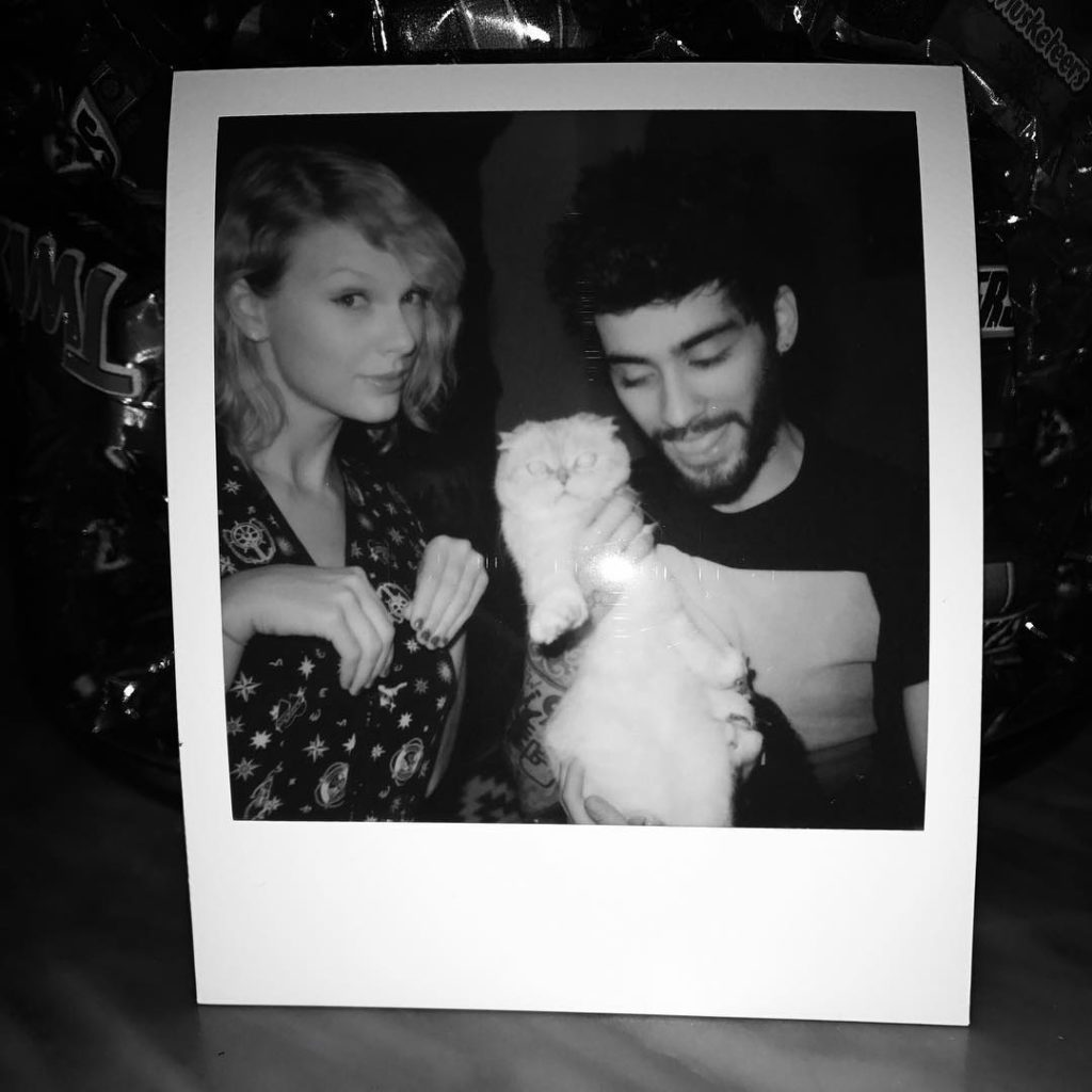 Taylor Swift and Zayn Malik release New song tilted 'I don't wanna live forever' for Fifty Shades darker soundtrack