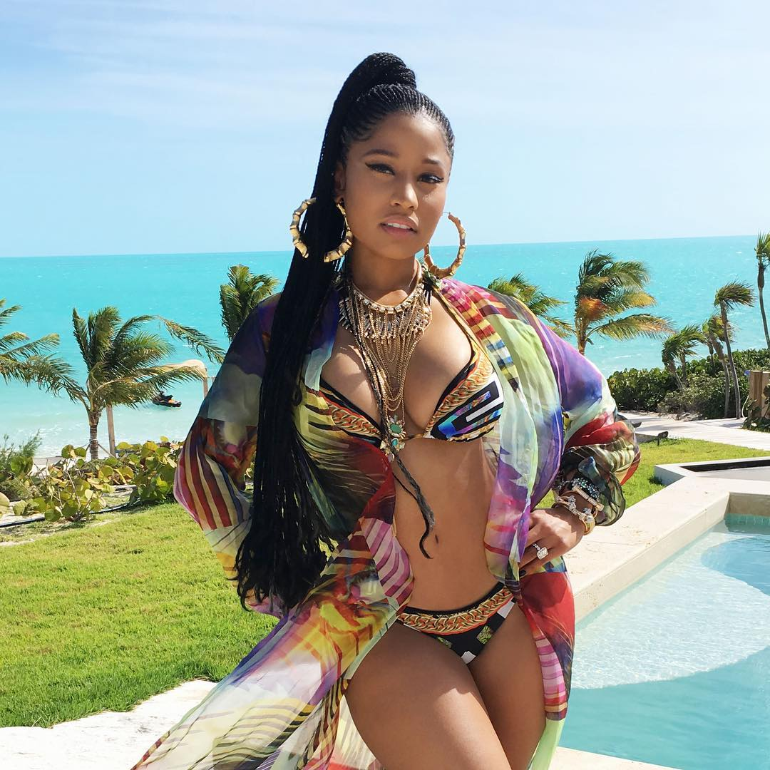 Nicki Minaj confirms Beef with Cardi B, says 'I Didn't Know I Had an Issue'