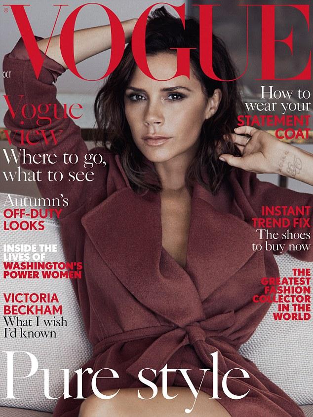 Victoria Beckham expresses deep regret over boob job