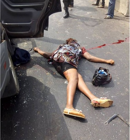 2  Family Members Dies In a Ghastly  Car Accident Along Lagos-Ibadan Expressway