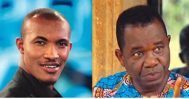 Chiwetalu Agu shades Gideon Okeke, Says I don't know Gideon Okeke