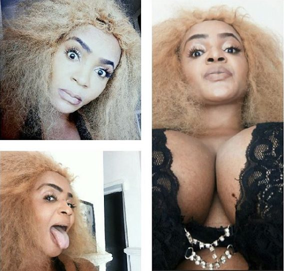 Cossy Orjiakor says sometimes I wish I can cover up my fresh,but My body is weak