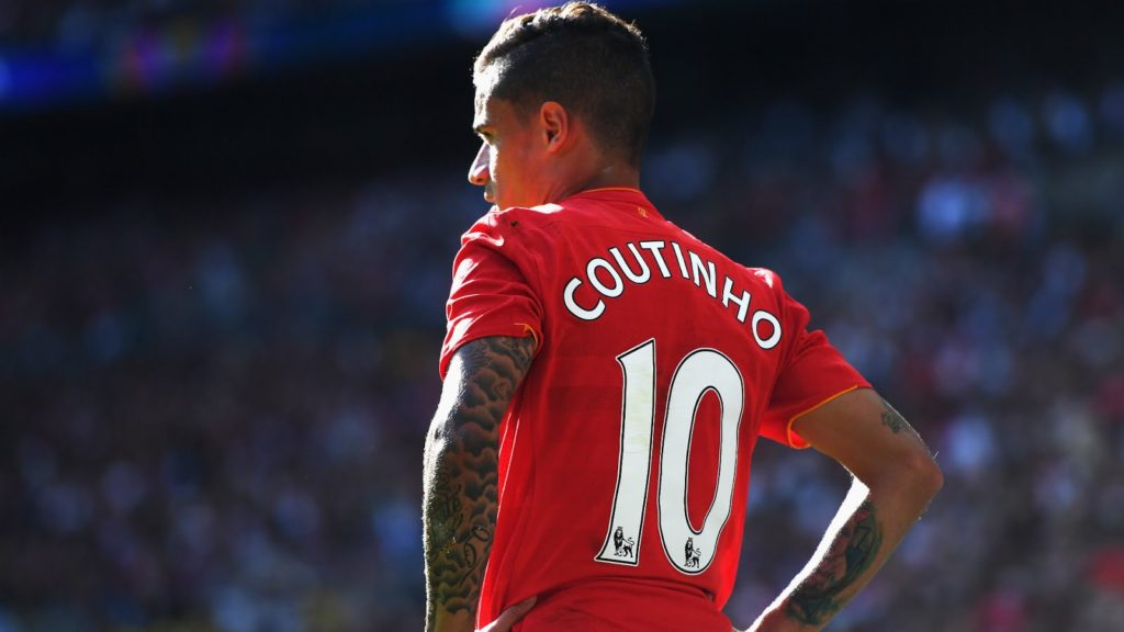 I want to beat Barcelona at Liverpool-Philip Coutinho