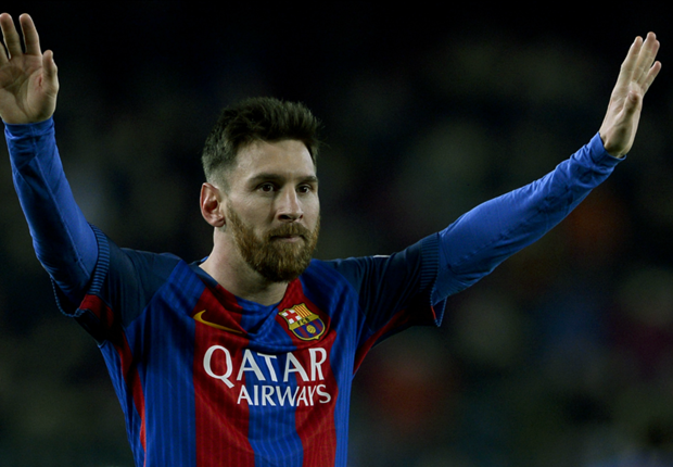 Lionel Messi Scores a Free-kick to take Barcelona to the last 16 of the Copa del Rey