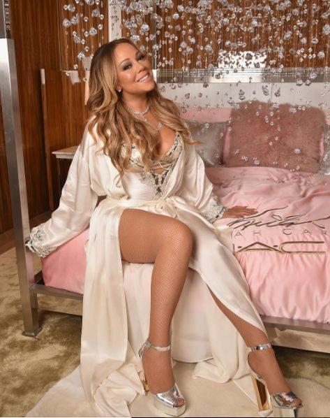 Mariah Carey Quits Social Media