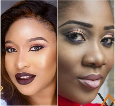 Mercy Johnson accepts Tonto Dikeh's apology-I forgave you immediately King came