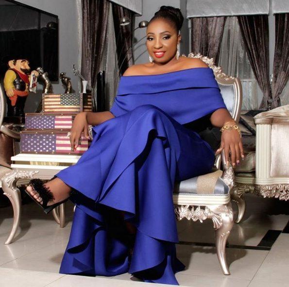 Nollywood Actress Anita Joseph Celebrates her Birthday with New Curvy Photos
