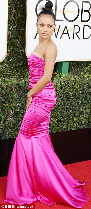 Red Carpet Photos at the 2017 Golden Globes Awards