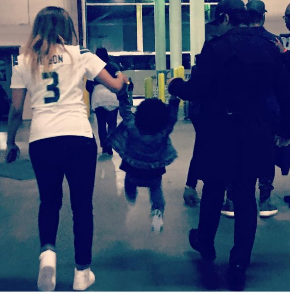 Russell Wilson showers Ciara with Emotional Message on Instagram says I will forever win because I get to come home to you
