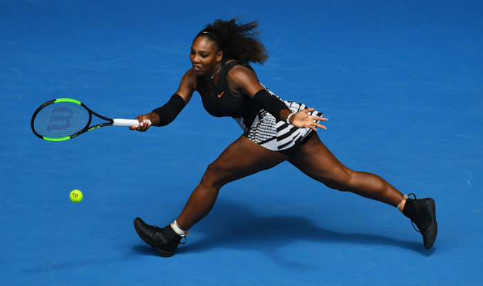 Serena Williams Defeat  Mirjana Lucic-Baroni 6-2 6-1 to Reach Australian Open 2017 Final, plays Venus Williams