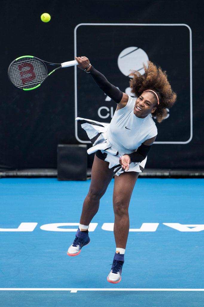 Serena Williams Set to Get Her Own Air Jordan 1 Sneakers
