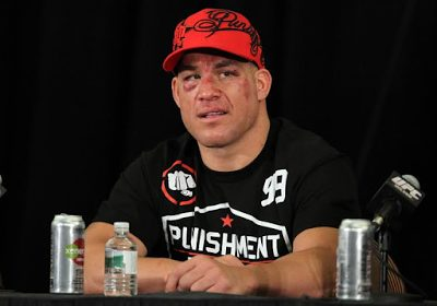 UFC fighter and legend, Tito Ortiz makes his 7yr old kids  Practice his 'monster' fitness regime of  100 push-ups, 100 sit-ups & 25 pull-ups every night (photos)  He his your UFC Legend and Fighter everyday of the year and recently revealed he makes his kids undergo the same trainng and fitness regime called Monster Fitness every night something he has an athlete Practise also.  Tito would be back in the rings come january 21, 2017 to take on Chael Sonnen.  The aim of the Monster regim is to instill the mindset of an athlete in them from a young age.   Ortiz has three sons including two twin boys, aged 7, and says doing the right thing for kids is the most important thing in his life.  'My kids come first on all measures,' said Ortiz in his press conference ahead of the fight. 'They eat clean, they don't drink sodas, they don't have fast food. 'My kids eat like pro athletes.  'I'm instilling this in their mind now.'I'm instilling power in their mind now. 'They do 100 push-ups, 100 sit-ups, 25 pull-ups every night, seven days a week.'
