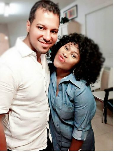 Uche Jombo celebrates her husband  birthday with adorable sweet message on Instagram