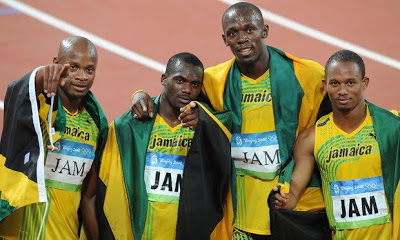 Usain Bolt stripped of 2008 Olympic 4x100m relay gold medal after teammate, Nesta Carter fails drug test