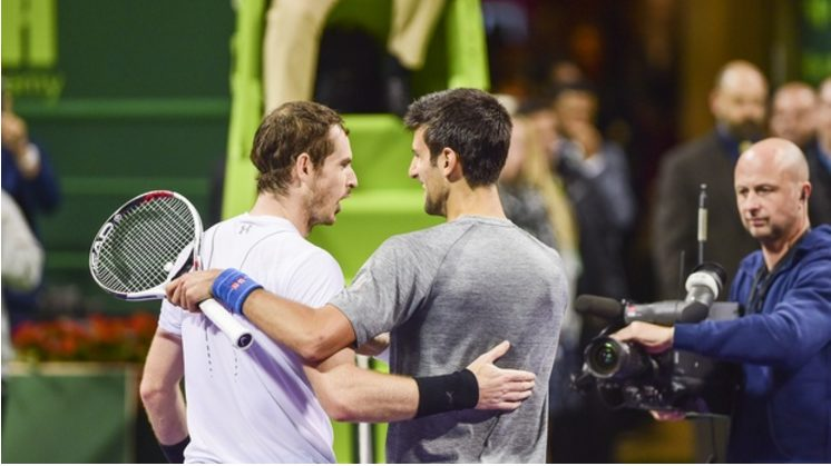World No 2 Novak Djokovic Beats Andy Murray In Three-Set Doha Thriller