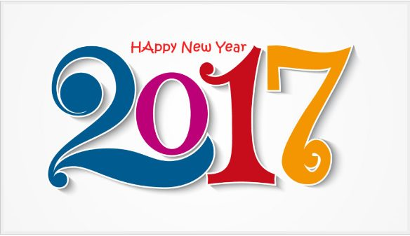 Happy New Year 2017!!