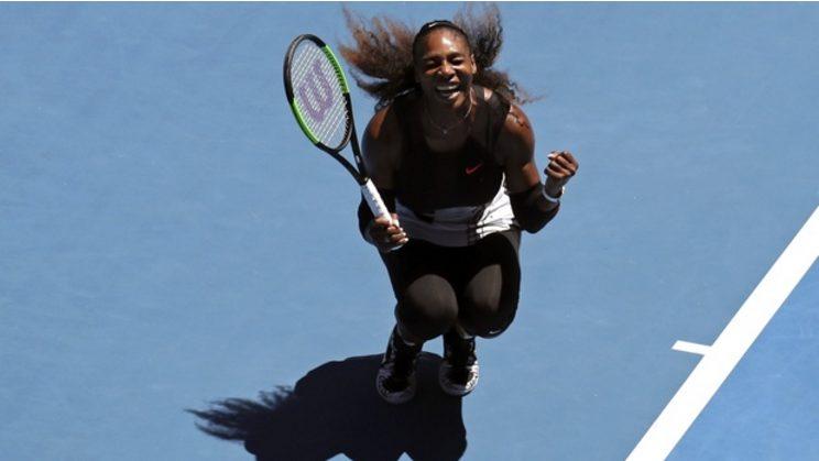Serena Williams Wins Australian Open 2017