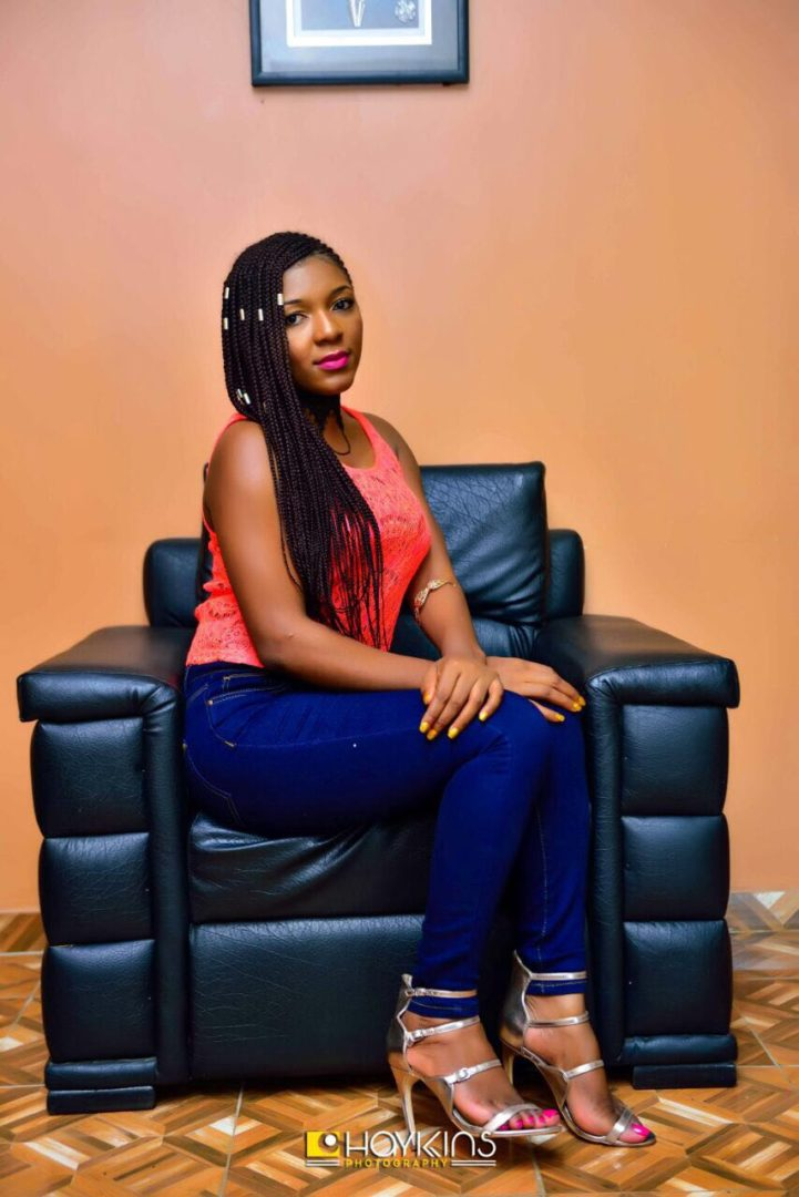 I Suffered Domestic Violence while Married – Blogger Misspetite Opens Up