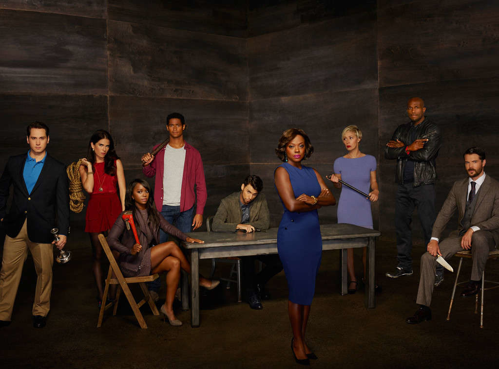 Alfred Enoch and Aja Naomi King React to Who Killed Wes After 'HTGAWM' Season Finale